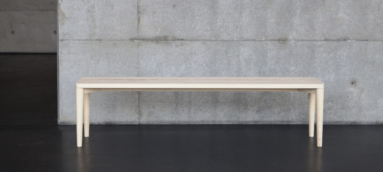 JANUARY bench small