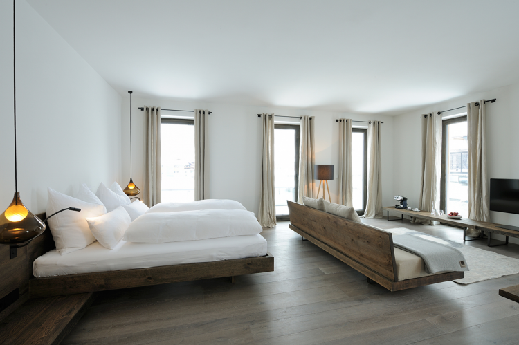 Interi r eget rom for Design boutique hotels in austria